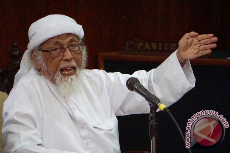 BPN Prabowo-Sandi bersyukur pembebasan Abu Bakar Ba'asyir