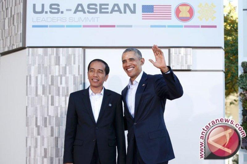 Obama pada KTT ASEAN-AS pun Mengingat Indonesia