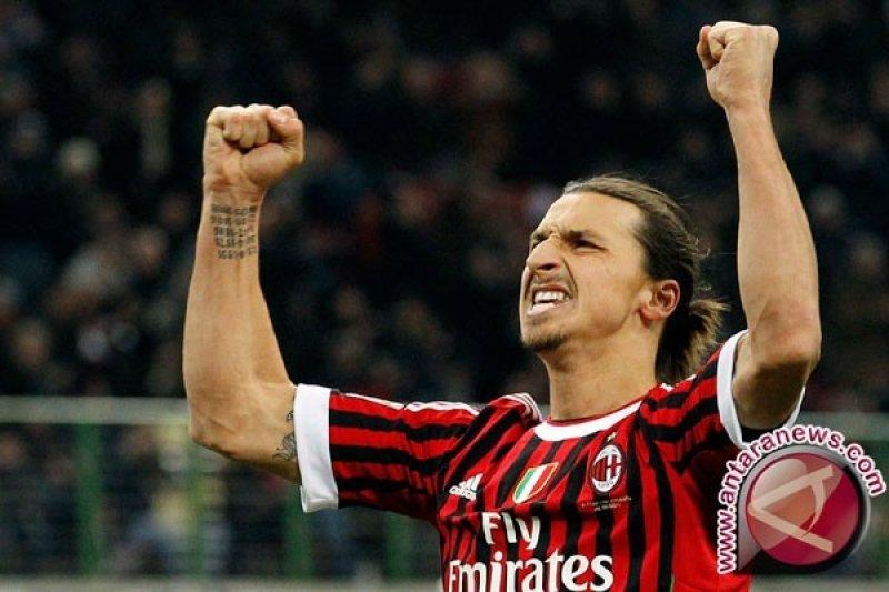 Ibrahimovic dikabarkan setuju kembali ke AC Milan