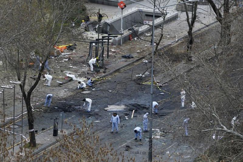Erdogan: Ledakan mobil di Turki kemungkinan terorisme