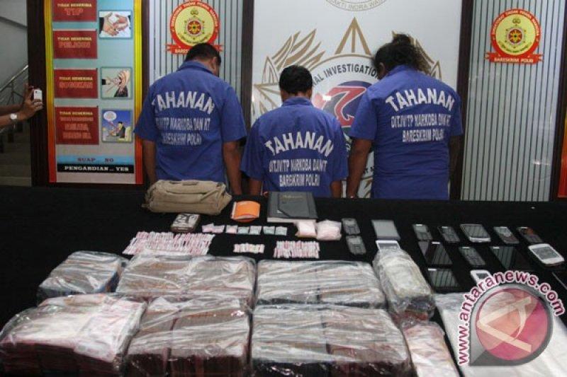 Pengedar 63,58 gram sabu di Bali divonis 11 tahun