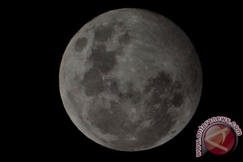 Gerhana bulan  penumbra akan lintasi Indonesia pada 11 Januari