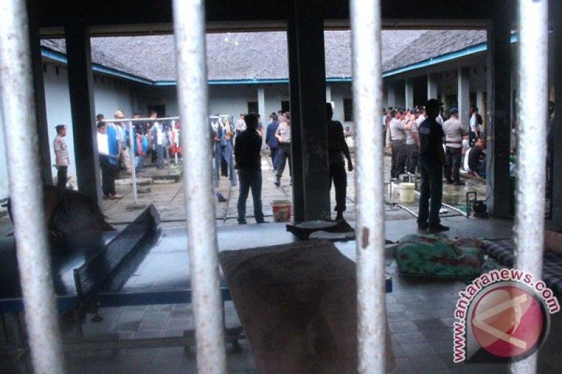 Mantan Anggota DPRD Kalteng dipindah ke Lapas Palangka Raya