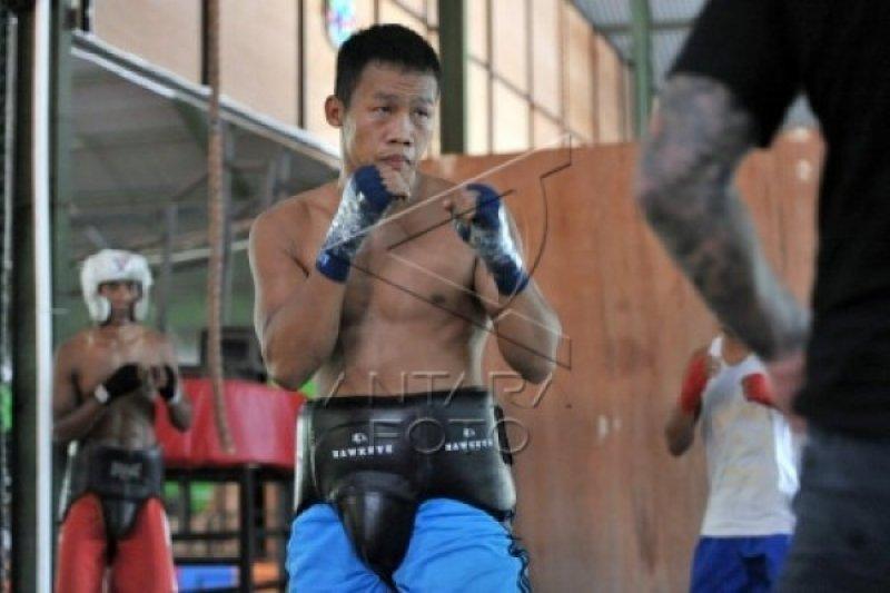 Daud Yordan Mulai Berlatih di Bali