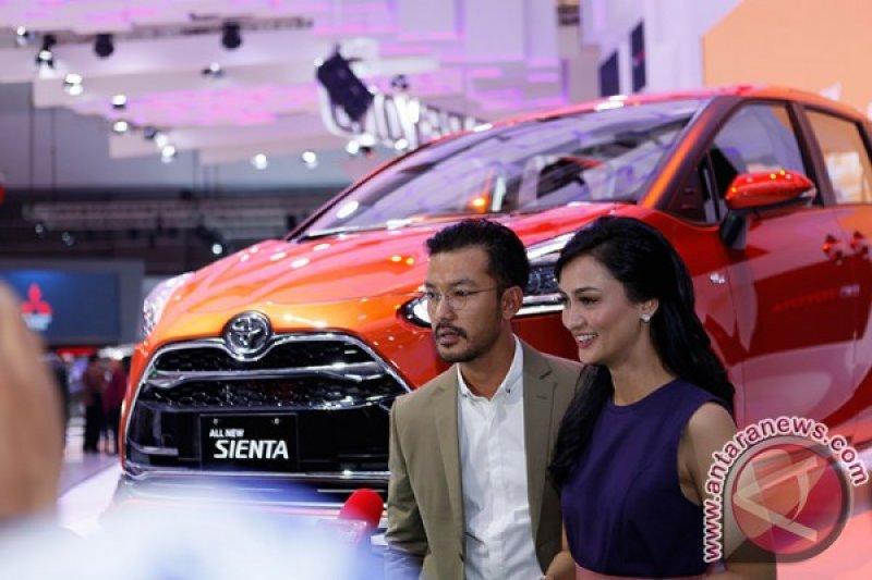 Brand Ambassador Toyota Sienta