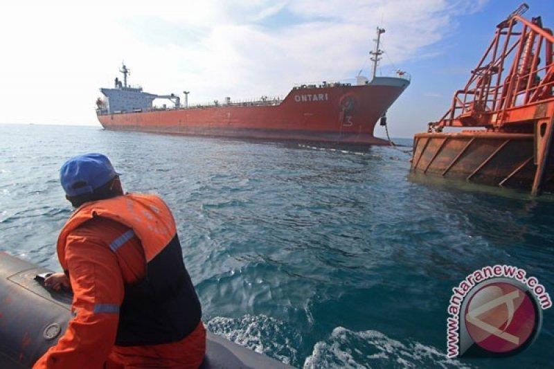 Kapal Tanker Mongolia Berisi Minyak Mentah Diamankan di Perairan Indramayu
