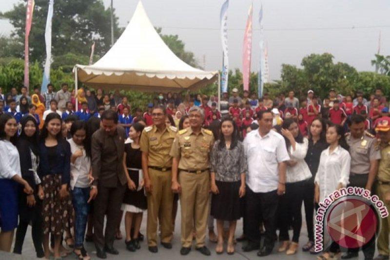 Gubernur Sultra Resmikan Kampung Coklat Kolaka