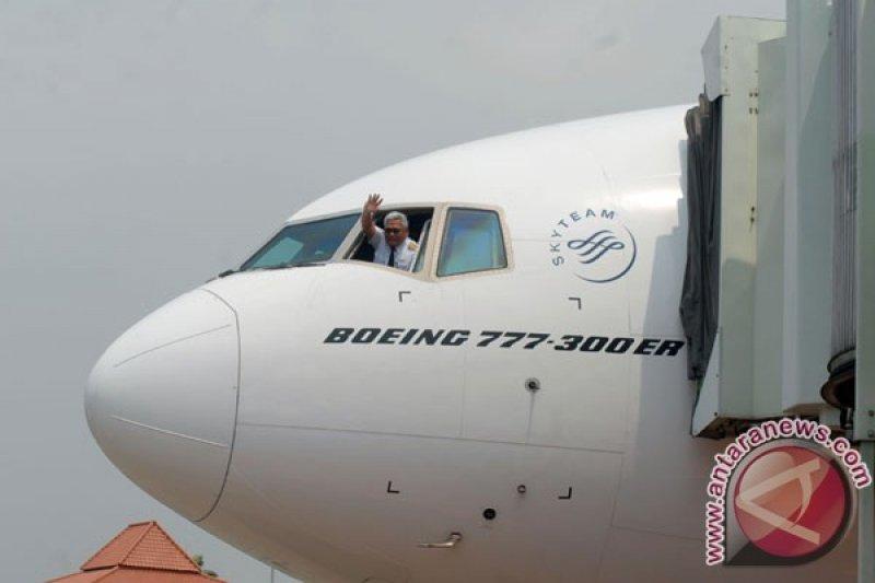 Uji muatan untuk pesawat Boeing 777X ditunda