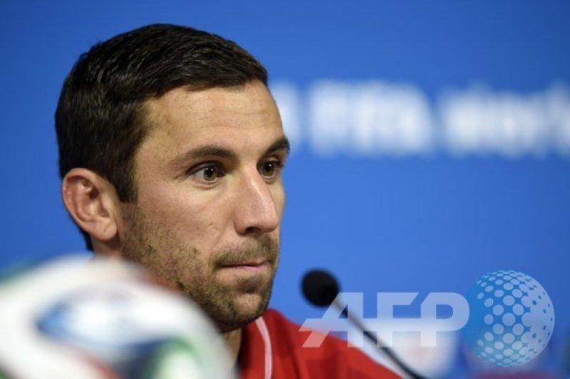 Kapten Kroasia tinggalkan Piala Eropa setelah ayahnya meninggal