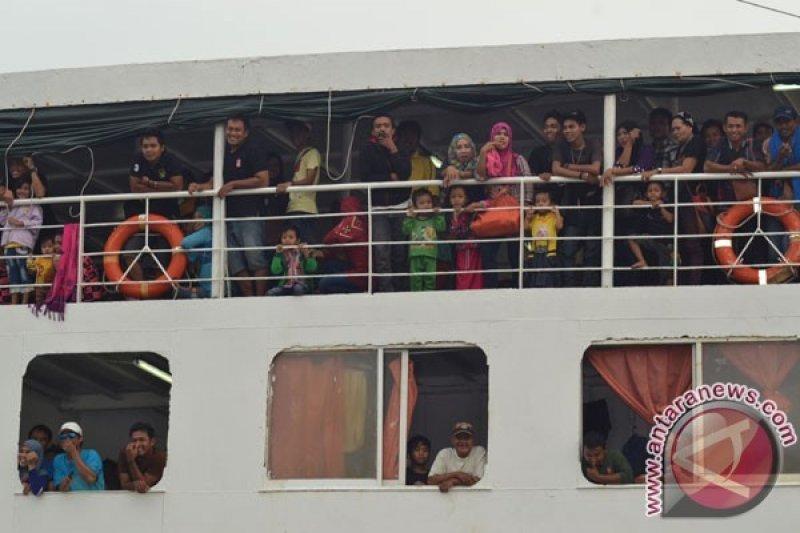 Ribuan TKI Malaysia pulang jelang Ramadhan