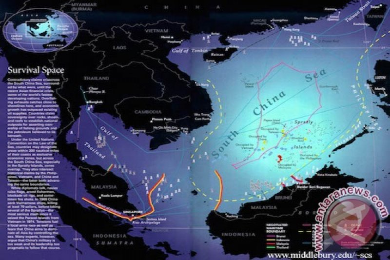 Semua negara diperlakukan sama tentang pencurian ikan