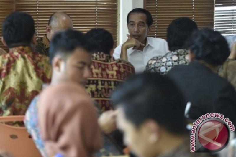 Buka Green Festival, ini harapan Jokowi