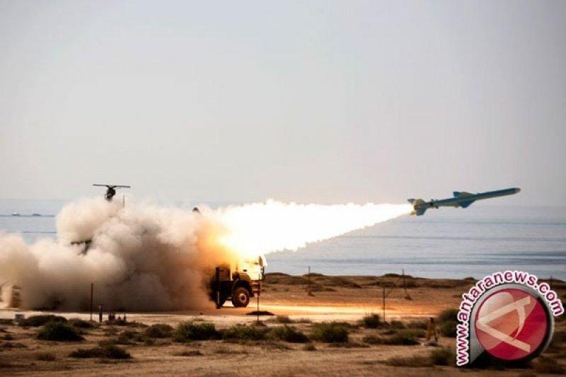 Dua roket mendarat 100 meter dari Kedubes AS di Baghdad