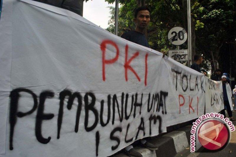 Polisi Minta Masyarakat Tak Terprovokasi Soal PKI