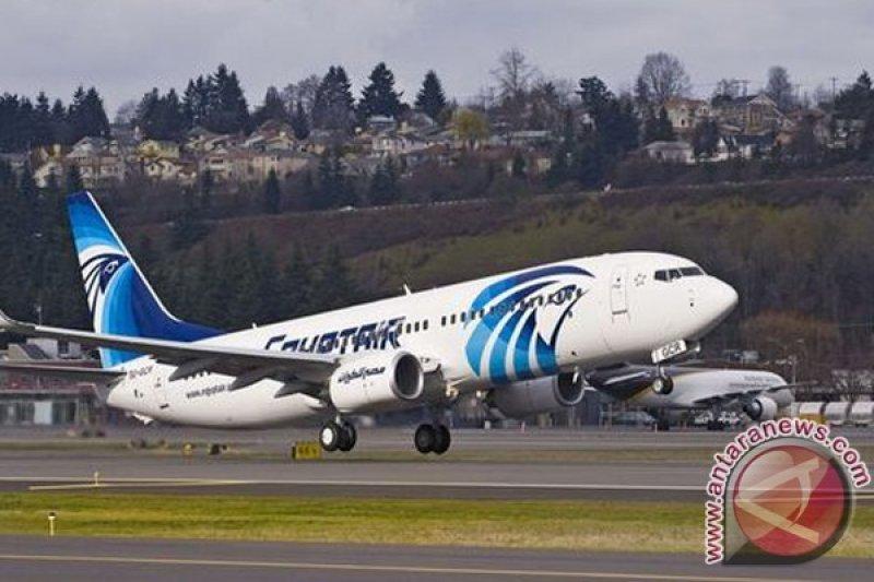 Pesawat Mesir penerbangan Paris-Kairo dinyatakan hilang
