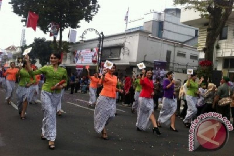 Peringatan Pidato Bung Karno di Bandung Meriah