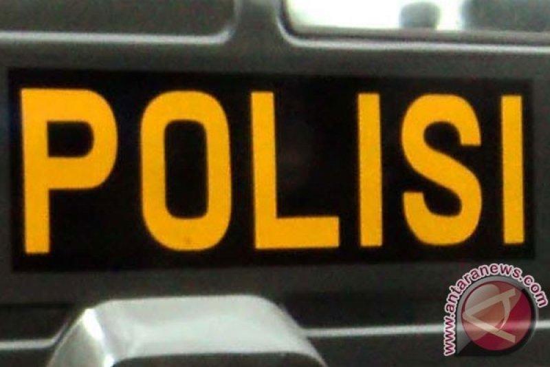 Polisi tetapkan pembawa bendera HTI berstatus terperiksa