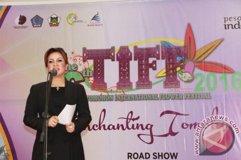 """Disbudpar Tomohon """"Road Show"""" TIFF Ke Batam"""