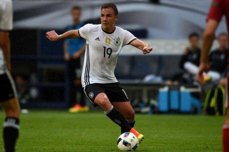 Hertha Berlin konfirmasi ketertarikan rekrut Mario Gotze
