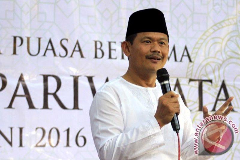 Poltekpar Makassar buka puasa bersama mitra kerja