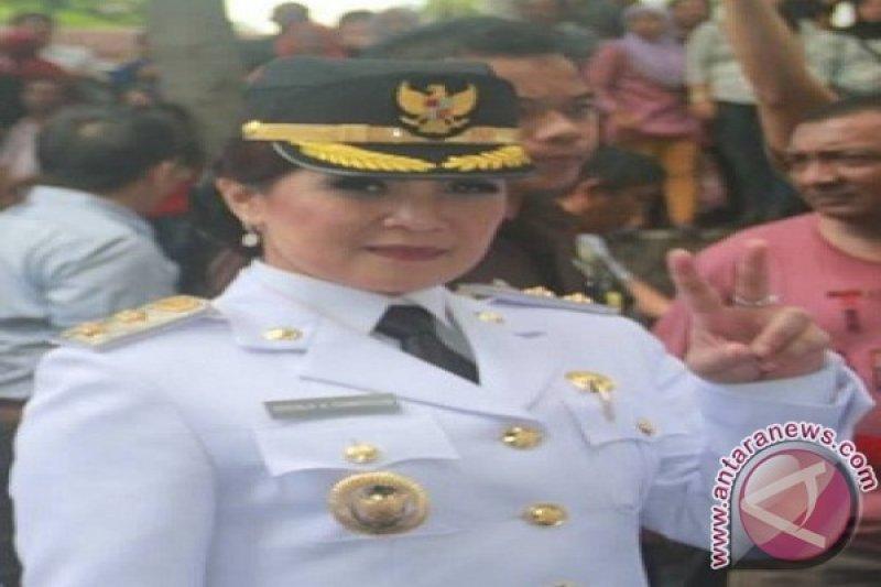 Lolowang Jabat Sekretaris Daerah Kota Tomohon Defenitif