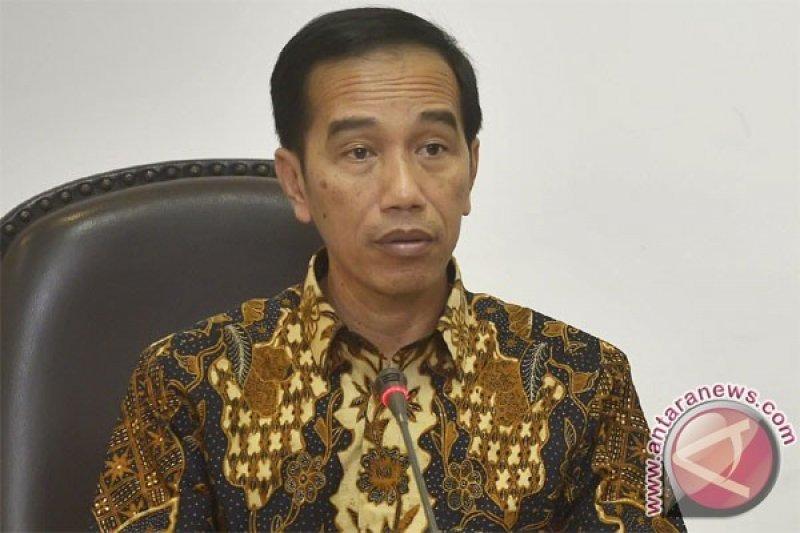 Presiden Jokowi dukung Swasta Bangun Pembangkit Listrik Energi Terbarukan