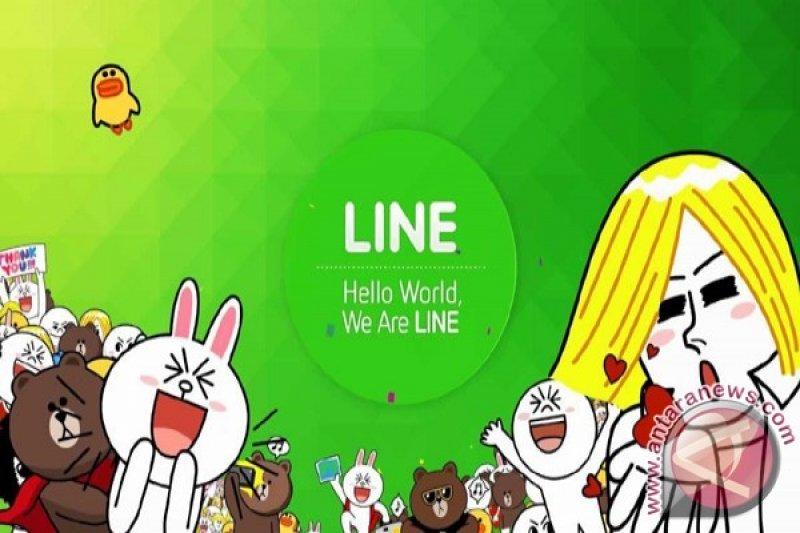Kategori terbaru dari LINE Indonesia