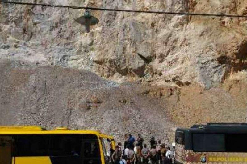 Kapolda Riau Pantau Jalur Mudik Lebaran, Longsor Batu Paling Dikhawatirkan