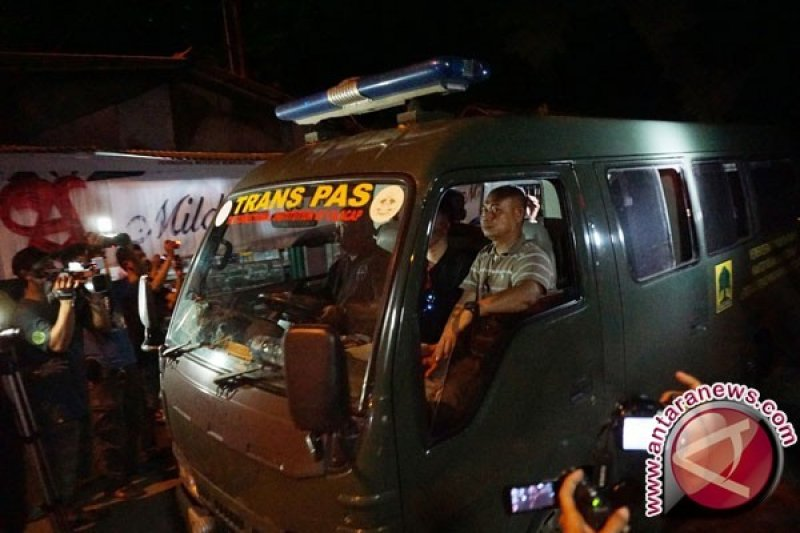 Napi Asal Turki Dilaporkan Kabur Dari Nusakambangan