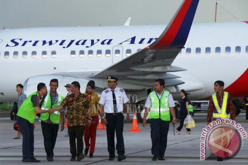 Sriwijaya tambah kapasitas penumpang di Sampit