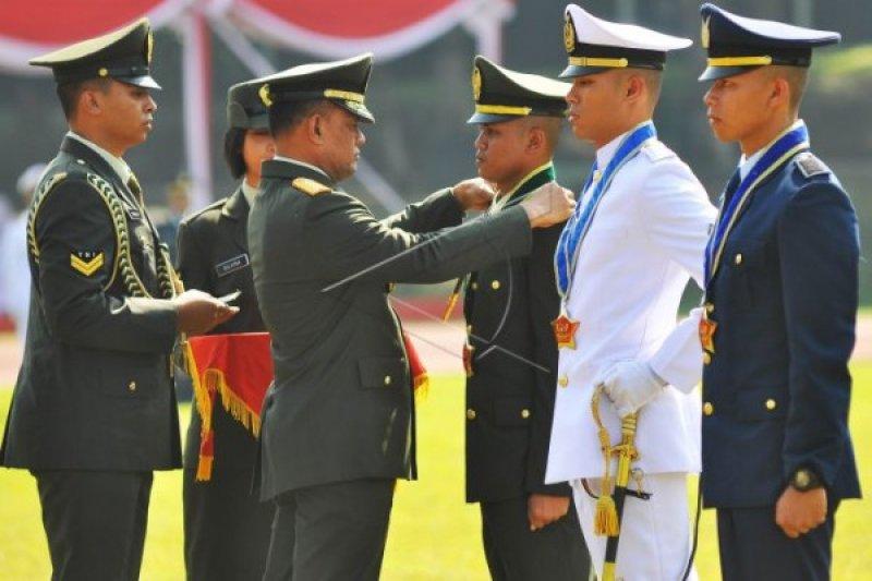 171 PK TNI Ikuti Prasetya Perwira
