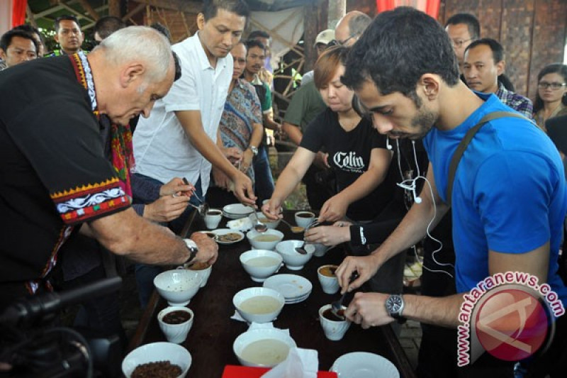 Indonesia peroleh dua juta dolar di London Coffee Festival
