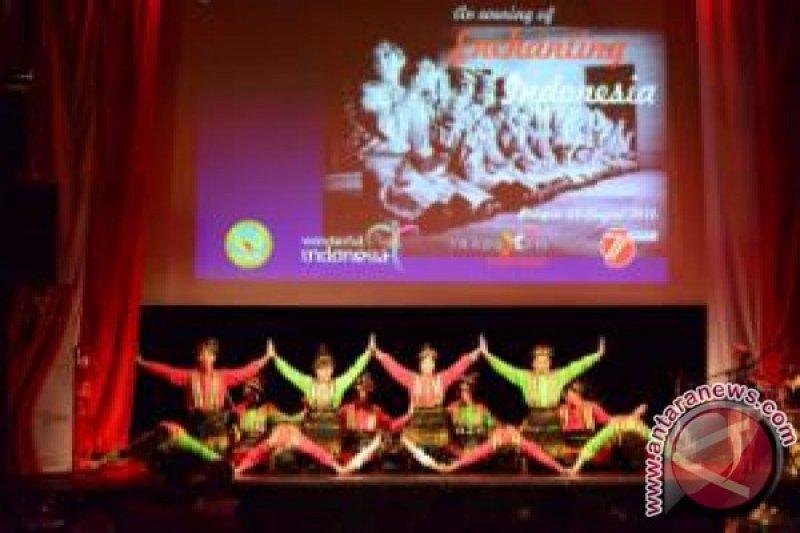 Indonesia  primadona festival anak di Oslo, Norwegia