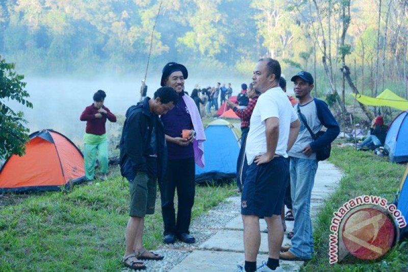 Wisatawan Danau Tambing Sulteng Capai 13.000 Orang