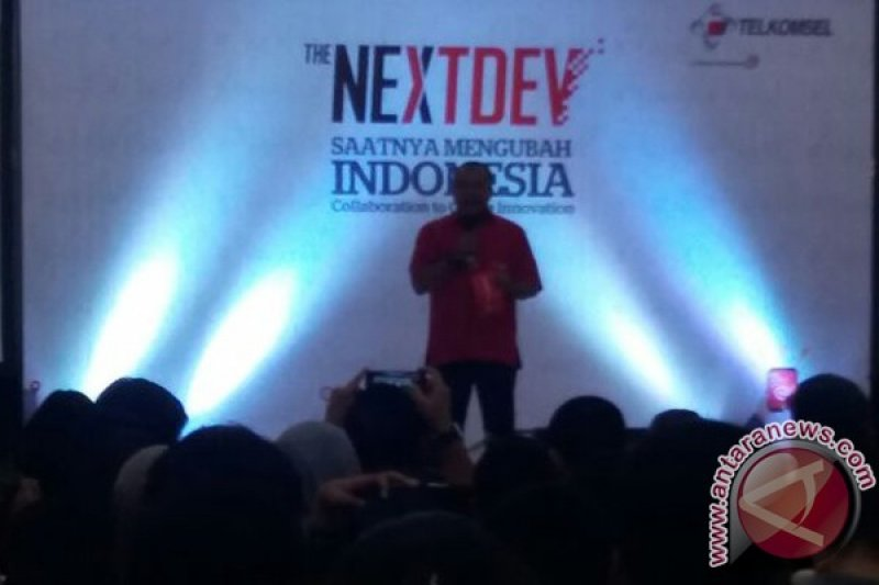 Telkomsel kembali gelar The Nextdev 2016