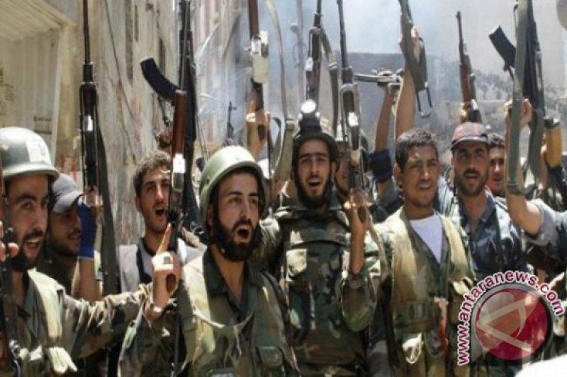 18 korban tewas dalam bentrokan pasukan kurdi-tentara suriah