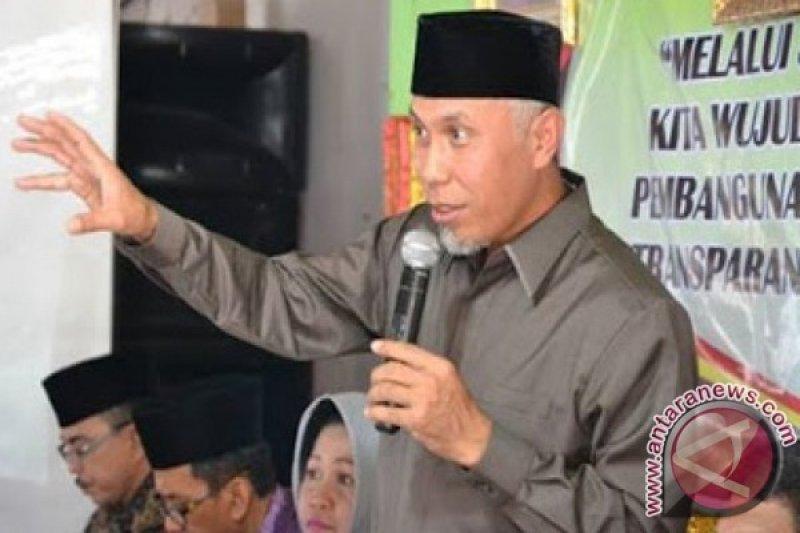 Pemkot Padang Sidak OPD Awasi ASN Tambah Jatah Libur