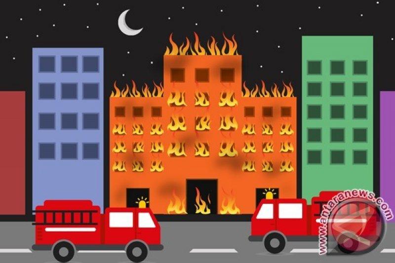 Di New Delhi, Kebakaran di satu pabrik tewaskan 43 orang