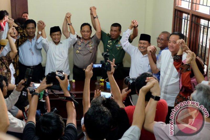 FKUB se-Indonesia deklarasikan komitmen kawal pemilu damai