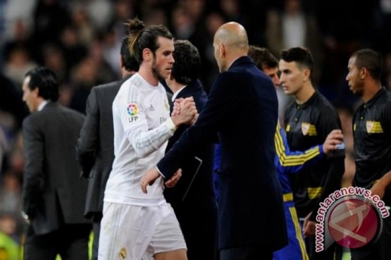 Respon Zidane dan Bale terkait pembatalan transfer ke China