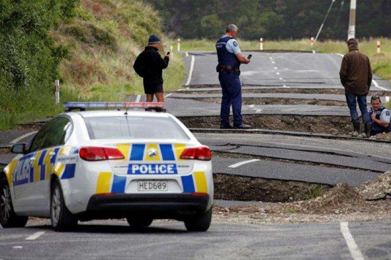 Selandia Baru, Australia waspada tsunami setelah gempa kuat di Pasifik