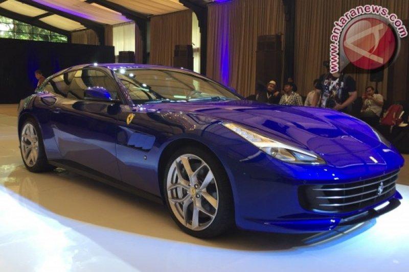 Klub pemilik Ferrari minta Anies tak soroti mobil mewah