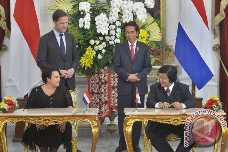 PM Belanda Mark Rutte berkunjung ke Indonesia