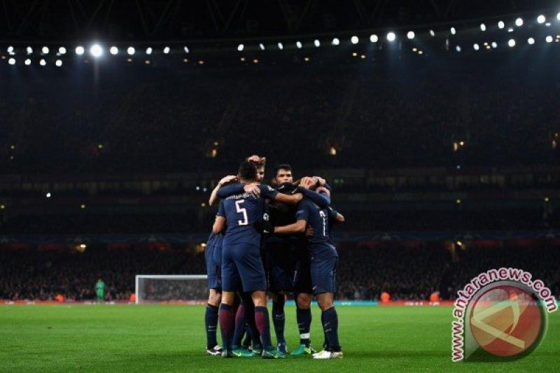 Hasil Dan Klasemen Grup A Liga Champions, PSG Berada Di Posisi Puncak