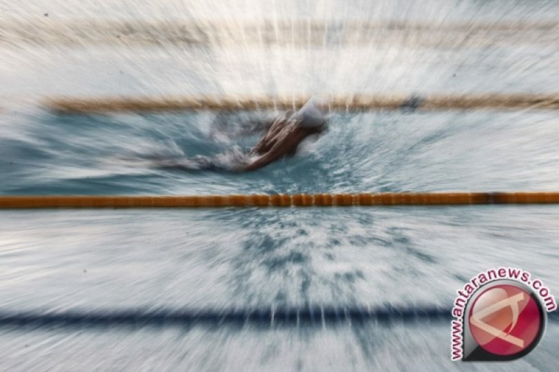 10 perenang Indonesia latihan  di China untuk persiapan SEA Games