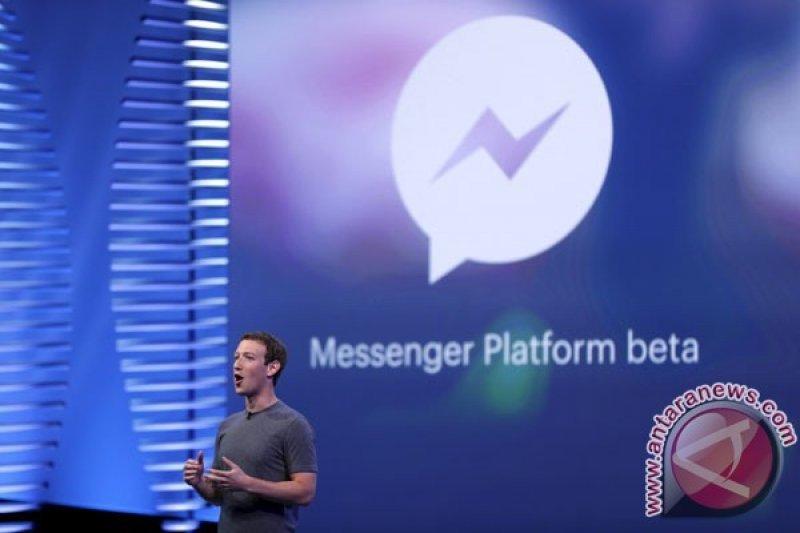 Kini Pengguna Facebook Messenger Bisa Main Game Di Percakapan