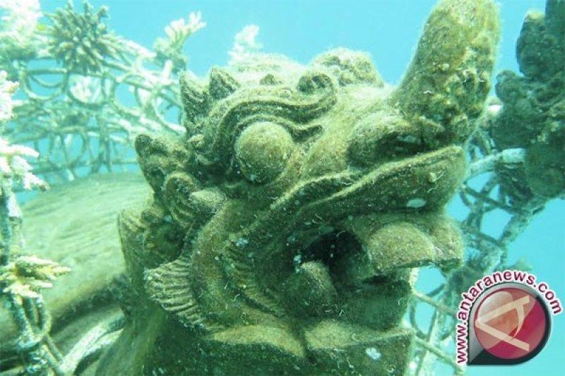 Yuk Nikmati Patung Dewa Di Laut Pemuteran, Bali