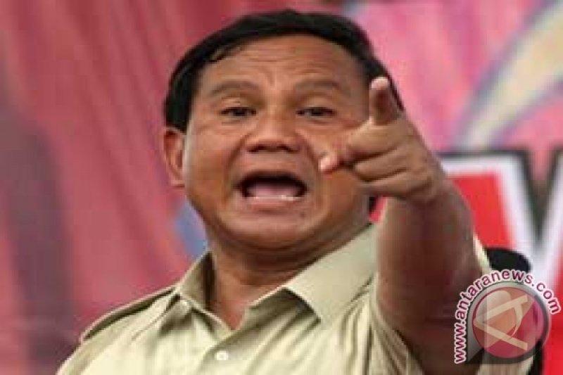 Prabowo Akan Temui Kelompok Yang Diduga Makar