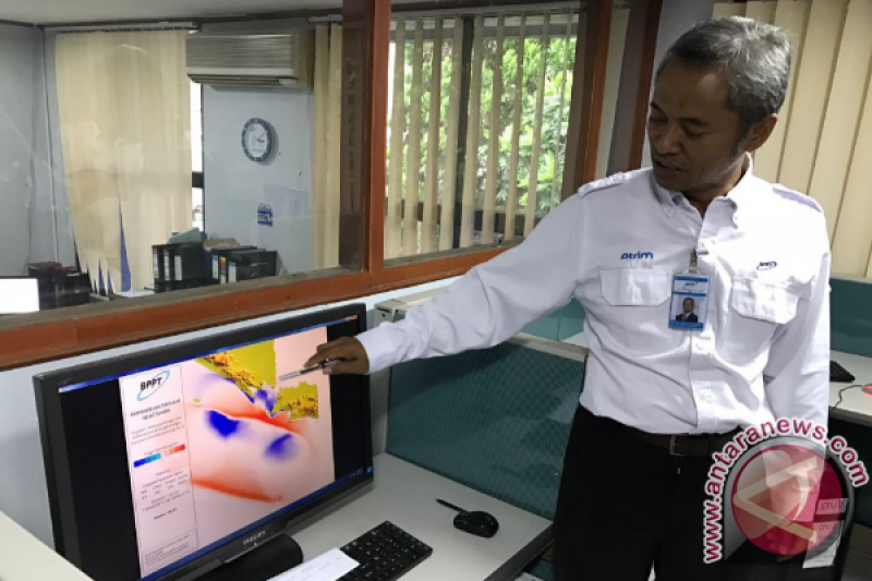 Gempa beruntun tidak memicu tsunami Selat Sunda, sebut BMKG