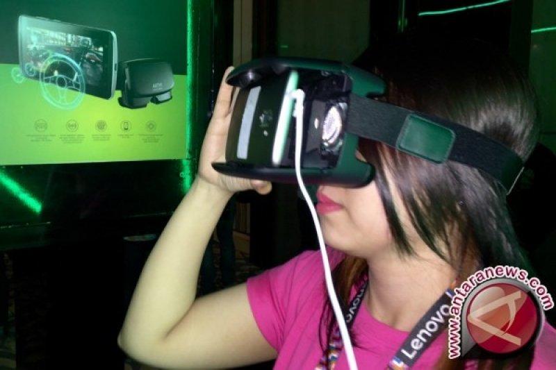 Buku Dapat Dibuat Virtual Reality